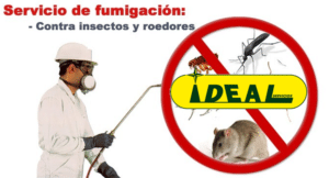 Empresas de control de plagas en Villaverde