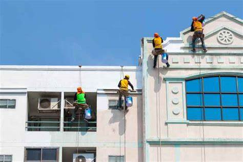 Cuanto cuesta Pintar una comunidad de vecinos