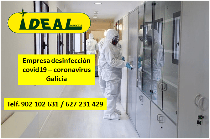 Empresas de Desinfección de Galicia