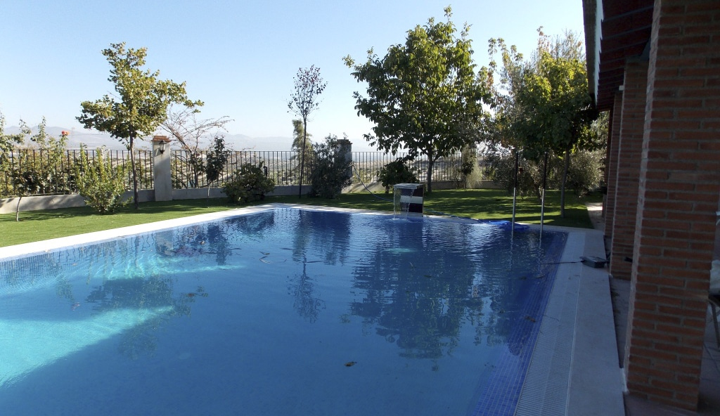 depurar piscina de dia o de noche elegant tecnova