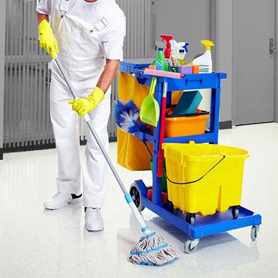 Presupuestos de limpieza a domicilio